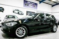 USED 2015 64 BMW 1 SERIES 1.6 116D EFFICIENTDYNAMICS 5d 114 BHP