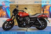 USED 2016 16 HARLEY-DAVIDSON STREET STREET XG 750 16 - 1 Lady Owner
