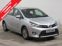 USED 2016 16 TOYOTA VERSO 1.6 VALVEMATIC ICON 5d 131 BHP 1 Owner, Service History, Balance of Manufactures Warranty until August 2021, Rear Parking Camera, Climate Control and Much More