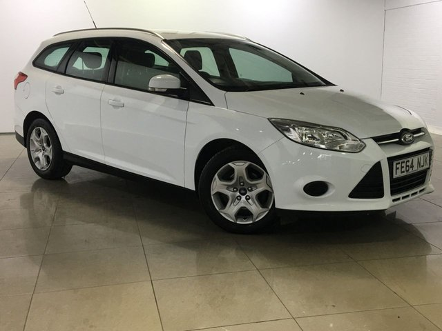 View our 2014 64 FORD FOCUS 1.6 EDGE ECONETIC TDCI 5d 104 BHP