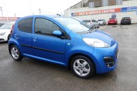 USED 2013 13 PEUGEOT 107 1.0 ALLURE 5d 68 BHP FSH * LOW INS * NO TAX * LOW MILES * APPLY NOW *
