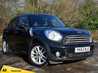 USED 2012 62 MINI COUNTRYMAN 1.6 COOPER 5d 122 BHP * 128 POINT AA INSPECTED *