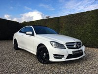 2013 MERCEDES-BENZ C CLASS 1.6 C180 BLUEEFFICIENCY AMG SPORT PLUS 2d AUTO 154 BHP £14890.00