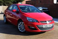USED 2013 62 VAUXHALL ASTRA 1.6 ACTIVE 5d 113 BHP ++ ARRIVING SOON ++