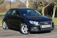 2015 AUDI A1 1.0 TFSI SPORT 3d AUTO 93 BHP £12480.00