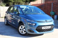 USED 2014 64 CITROEN C4 PICASSO 1.6 HDI VTR 5d 91 BHP **** FULL SERVICE HISTORY * £20 ROAD TAX ****