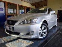 2007 LEXUS IS 2.2 220D 4d 175 BHP £3450.00