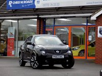 USED 2013 63 NISSAN JUKE 1.5 DCI N-TEC 5d 109 BHP *ONLY 9.9% APR with FREE Servicing*