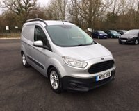USED 2015 15 FORD TRANSIT COURIER 1.6 TDCI TREND 94 BHP THIS VEHICLE IS AT SITE 1 - TO VIEW CALL US ON 01903 892224