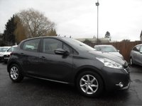 USED 2014 64 PEUGEOT 208 1.4 ACTIVE HDI 5d ONE PRIVATE OWNER FROM NEW  NO DEPOSIT  PCP/HP FINANCE ARRANGED, APPLY HERE NOW