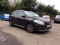 USED 2014 14 SUZUKI SX4 S-CROSS 1.6 SZ4 5d  ONE PRIVATE OWNER FROM NEW  NO DEPOSIT  PCP/HP FINANCE ARRANGED, APPLY HERE NOW