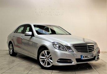 2012 MERCEDES-BENZ E CLASS 3.0 E350 CDI BLUEEFFICIENCY S/S AVANTGARDE 4d AUTO 265 BHP £12785.00