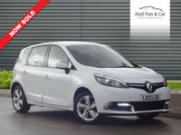 2013 RENAULT SCENIC 1.5 DYNAMIQUE TOMTOM ENERGY DCI S/S 5d 110 BHP £6995.00