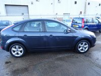 USED 2010 59 FORD FOCUS 1.8 ZETEC TDCI 5d 115 BHP