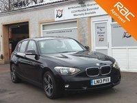 USED 2013 13 BMW 1 SERIES 1.6 114I SPORT 5d 101 BHP Bluetooth ,Aux ,USB, AC