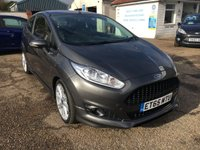 USED 2016 65 FORD FIESTA 1.0 ZETEC S 3d 139 BHP ** NOW SOLD ** NOW SOLD **