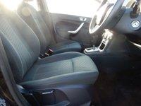 USED 2012 62 FORD FIESTA 1.4 ZETEC 16V 5d AUTO 96 BHP