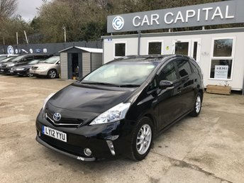 View our TOYOTA PRIUS+