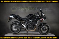 USED 2009 09 YAMAHA FZ6 FAZER 600CC 0% DEPOSIT FINANCE AVAILABLE GOOD & BAD CREDIT ACCEPTED, OVER 500+ BIKES IN STOCK