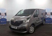 USED 2015 15 RENAULT TRAFIC 1.6 SL27 BUSINESS PLUS ENERGY 120 BHP with Air Con, Bluetooth, DAB Radio *Over The Phone Low Rate Finance Available*   *UK Delivery Can Also Be Arranged*           ___________       Call us on 01709 866668 or Send us a Text on 07462 824433