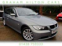 2007 BMW 3 SERIES 2.0 320D SE TOURING 5d 161 BHP £3000.00