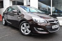 2014 VAUXHALL ASTRA 1.6 SRI 5d AUTO 115 BHP £7295.00