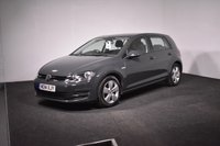 USED 2014 14 VOLKSWAGEN GOLF 1.6 BLUEMOTION TDI 5d 108 BHP