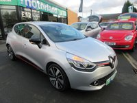 USED 2014 64 RENAULT CLIO 0.9 DYNAMIQUE S MEDIANAV ENERGY TCE S/S 5d 90 BHP 12 MONTHS MOT.. 6 MONTHS WARRANTY... FINANCE AVAILABLE