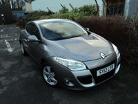 USED 2012 12 RENAULT MEGANE 1.5 DYNAMIQUE TOMTOM DCI ECO 3d 110 BHP