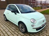 2014 FIAT 500 1.2 CULT 3d 69 BHP £6995.00