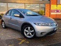 2009 HONDA CIVIC 1.8 SE I-VTEC 5d 139 BHP £3495.00