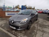 USED 2014 14 RENAULT CLIO 1.5 DYNAMIQUE S MEDIANAV ENERGY DCI S/S 5d 90 BHP