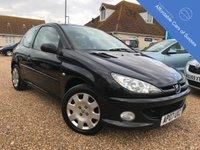 2007 PEUGEOT 206 1.6 LOOK 3d AUTO 108 BHP £2795.00