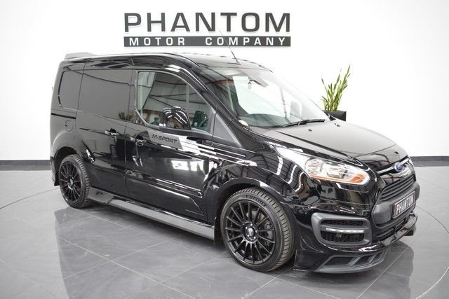 2017 17 FORD TRANSIT CONNECT 1.6 200 LIMITED P/V 1d 114 BHP