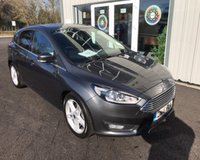 USED 2016 16 FORD FOCUS 1.0 ZETEC ECOBOOST 100 BHP THIS VEHICLE IS AT SITE 2 - TO VIEW CALL US ON 01903 323333