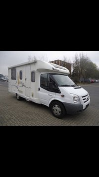 2009 FORD UNSPECIFIED Benimar 490 - Island Bed £24995.00