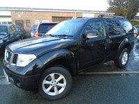 USED 2010 10 NISSAN PATHFINDER 2.5 ACENTA DCI 5d 169 BHP **GREAT VALUE DIESEL 4x4+NEW MOT *