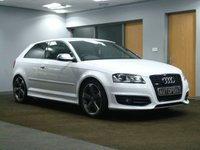 USED 2012 12 AUDI A3 2.0 S3 TFSI QUATTRO S LINE BLACK EDITION 3d 261 BHP++++++DEPOSIT RECEIVED+++++