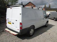 2012 FORD TRANSIT 2.2 280 ECONETIC LR  ON BIG WHEELS REAR STEEL SNAP ON SHELVES  DIESEL 2.2 FULL HISTORY  CHOICE IN STOCK  £5500.00