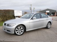 USED 2008 08 BMW 3 SERIES 2.0 318I EDITION ES 4d 141 BHP 6 MONTHS RAC MECHANICAL AND ELECTRICAL WARRANTY WITH 12 MONTHS COMPLIMENTARY RAC BREAKDOWN COVER