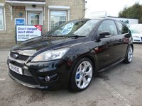 USED 2011 11 FORD FOCUS 2.5 ST-2 ( BLUE & GREAY RECARO SEATS ) RARE BLUE AND GREY RECARO SPORTS TRIM