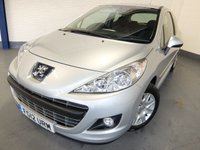 USED 2012 12 PEUGEOT 207 1.4 ACTIVE 3d 74 BHP