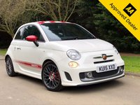 USED 2015 04 ABARTH 500 1.4 595 TURISMO 3d 158 BHP