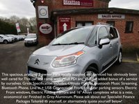 2012 CITROEN C3 PICASSO 1.6 PICASSO EXCLUSIVE HDI 5d 91 BHP £6500.00
