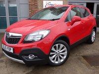 2015 VAUXHALL MOKKA 1.4 SE S/S 5d 138 BHP £SOLD