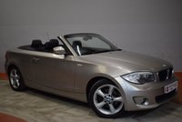 2011 BMW 1 SERIES 2.0 120D SPORT 2d 175 BHP £8995.00