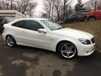 2010 MERCEDES-BENZ CLC CLASS 1.6 CLC 160 BLUEEFFICIENCY SPORT 3d AUTO 129 BHP £6695.00