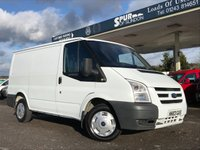 USED 2011 03 FORD TRANSIT 2.2 260 LR 1d 85 BHP NO VAT, Private Number Plate Included In Sale, MOT 2019.