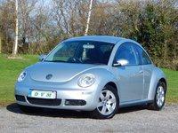 2007 VOLKSWAGEN BEETLE 1.6 LUNA 8V 3d 101 BHP £3470.00