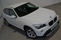 2011 BMW X1 2.0 SDRIVE18D SE 5d 141 BHP £8300.00